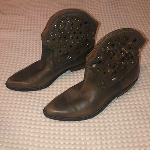 """Lucky Brand """"Chelsea"""" Boots"""
